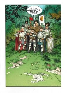 Extrait de Kaamelott -6- Le duel des mages
