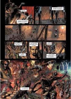 Extrait de Allan Quatermain et les mines du Roi Salomon -2- En territoire hostile