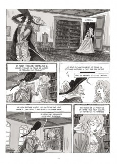 Extrait de Milady de Winter -2- Tome 2