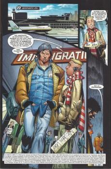Extrait de Ultimate X-Men (Espagnol) -2- Los hombres del mañana (2 et 3)