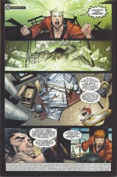 Extrait de Ultimate X-Men (en espagnol) -4- Los hombres del mañana (6)