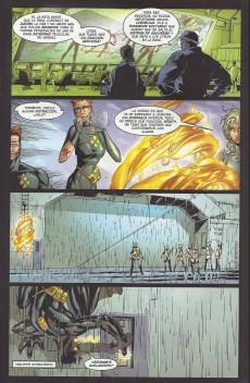 Extrait de Ultimate X-Men (en espagnol) -6- Retorno a arma X (4 & 5)