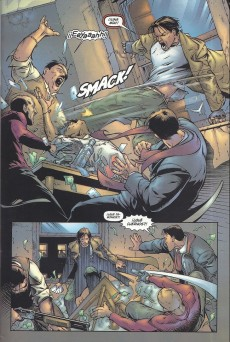 Extrait de Ultimate X-Men (en espagnol) -8- El primer amor nunca se olvida (2)