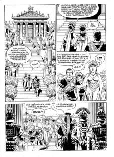 Extrait de Messalina -2- Acte II : Le sexe et le glaive