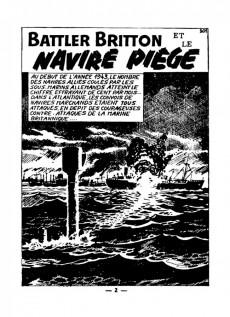 Extrait de Battler Britton -31- Le navire piège