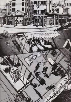 Extrait de Shogun Mag (puis Shogun Shonen) -4- Janvier 2007