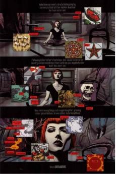 Extrait de Batwoman (2011) -5- Hydrology part 5 : evapotranspiration