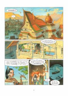 Extrait de Tao Bang -1- Le septième cercle