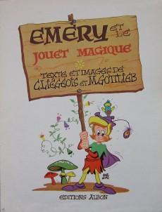 Extrait de (AUT) Gotlib -1- Emery et le jouet magique