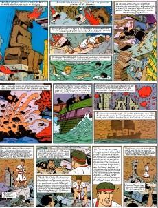 Extrait de Alix - La collection (Hachette) -3- L'île maudite