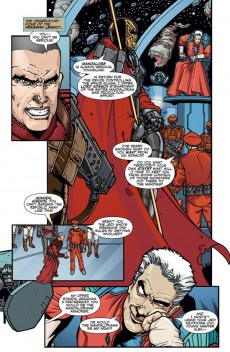 Extrait de Star Wars: Knights of the Old Republic (2006) -21- Issue 21