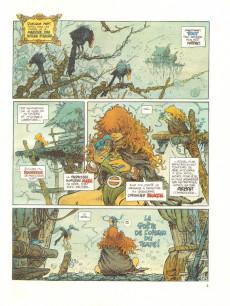 Extrait de La quête de l'oiseau du temps -1- La conque de Ramor