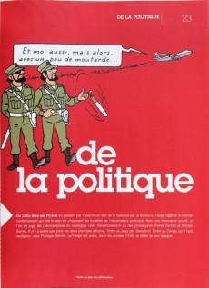 Extrait de (AUT) Hergé -0- Tintin au pays des philosophes