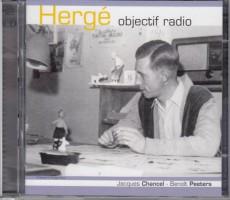 Extrait de (AUT) Hergé -0CD- Hergé - objectif radio