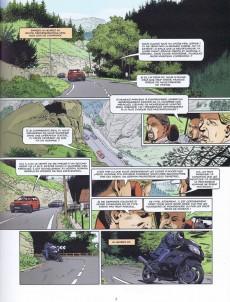 Extrait de Le triangle secret - Les Gardiens du Sang -4- Ordo Ab Chao