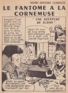 Extrait de Frimoussette -30- Le fantôme à la cornemuse