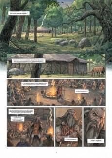 Extrait de Les druides -6- Crépuscule