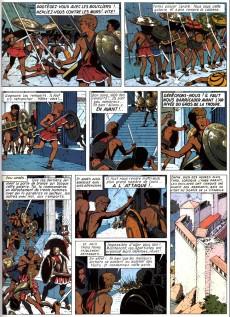 Extrait de Alix - La collection (Hachette) -7- Le dernier spartiate