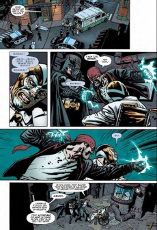 Extrait de Batman Showcase -1- Batman Showcase 1/2