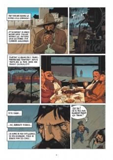 Extrait de Les amis de Pancho Villa