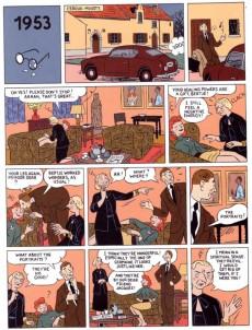 Extrait de Adventures of Hergé (The) - The Adventures of Hergé