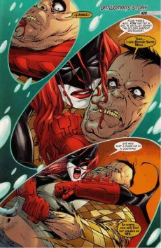 Extrait de Batwoman (2011) -7- To drown the world part 2