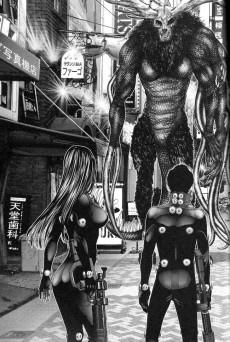 Extrait de Gantz/Osaka -2- Tome 2