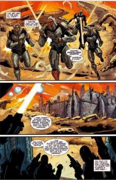Extrait de Star Wars: Knights Of The Old Republic - War (2012) -2- War 2