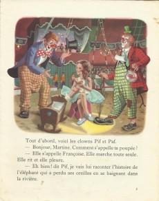 Extrait de Martine -4- Martine au cirque