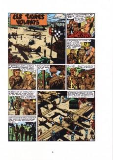 Extrait de Buck Danny (Tout) -2a86- La Guerre du Pacifique - Seconde partie