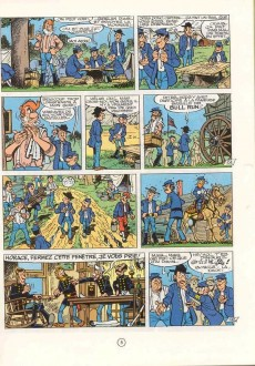 Extrait de Les tuniques Bleues -27b- Bull run