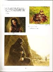 Extrait de Le trône de fer - Art et illustrations II
