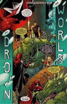 Extrait de Batwoman (2011) -8- To drown the world part 3