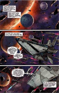 Extrait de Star Wars: Knights Of The Old Republic - War (2012) -3- War 3