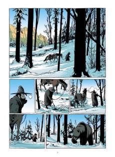 Extrait de Lincoln -7- Le Fou sur la Montagne