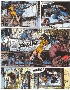 Extrait de Archie Cash -1a- Le maître de l'épouvante