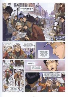 Extrait de Les quatre de Baker Street -4- Les orphelins de Londres