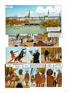 Extrait de La vénus du Dahomey -2- Le dernier combat