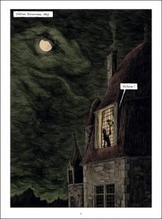 Extrait de Chambres Noires -3- Requiem en sous-sol