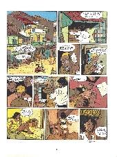 Extrait de Brelan de dames -6- Le sang des Dewatah