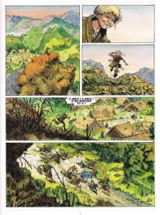 Extrait de Thorgal (Les mondes de) - Kriss de Valnor -3- Digne d'une reine