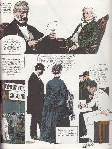 Extrait de Histoire de France en bandes dessinées -20- La commune, La IIIème république