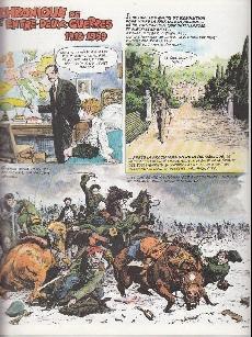 Extrait de Histoire de France en bandes dessinées -23- La seconde guerre mondiale