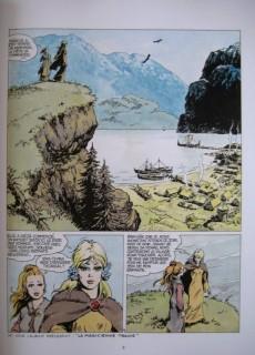 Extrait de Thorgal - La collection (Hachette) -2- L'ïle des mers gelées