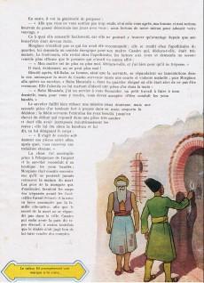 Extrait de Ali-Baba et les quarante voleurs (Bénassy) - Ali-Baba et les quarante voleurs