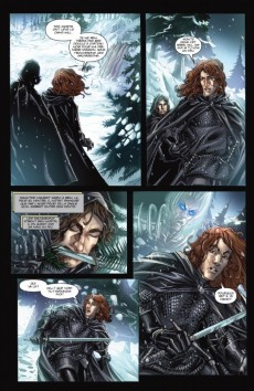 Extrait de A Game of Thrones - Le Trône de fer -1- Volume I