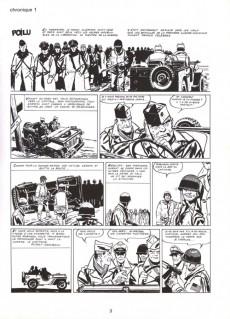 Extrait de Ernie Pike -1- Chroniques de guerre 1