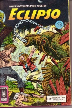 Extrait de (Recueil) Comics Pocket -3016- eclipso recueil 3016 (n°53 et n°54)