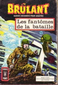 Extrait de (Recueil) Comics Pocket -3043- Brulant recueil 3043 (n° 37 et 38)