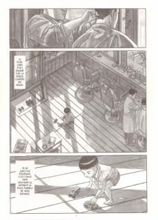Extrait de Le journal de mon père -1- Le grand incendie